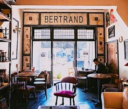 Bertrand Cafe
