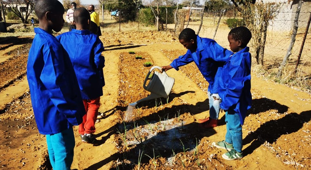 Motheo Children's Centre Relief to Sustainability